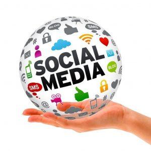 Social media award winners