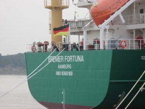 "The ""Bremer Fortuna"""