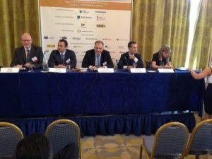 Nigel Lowry, John Dragnis George Karageorgiou, Stamatis Tsantanis and Fotini Karamanli