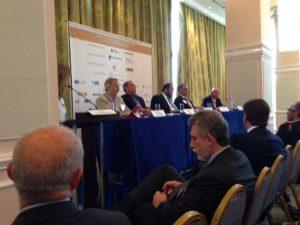 George Economou, Nicholas P. Tsakis, Vangelis Marinakis, Ted Petrone and George Prokopiou