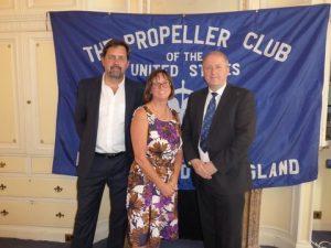 David Patraiko, Bridget Hogan and Ian Millen