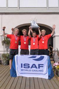 ISAF Denmark gold ISAF