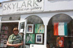 Kathleen Dutton at Skylark 1 Gallery