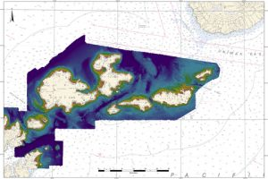 Krenitzin Island Chart