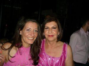 Franscesca and Mary Th. Moissoglou