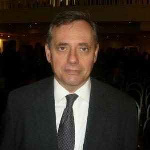 The Greek Ambassador Constantinos Bikas