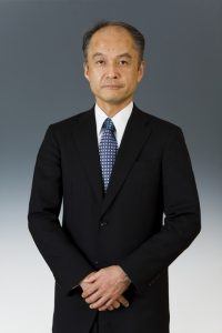 Yasushi Nakamura, Representative Director and Executive Vice President of ClassNK