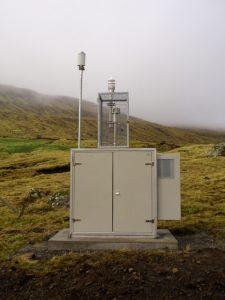 Backgroundstation 1