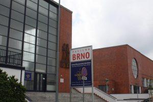 The Brno Pavilion.