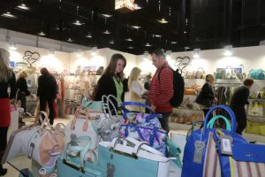 Bags of style at Brno STYL exhibition.