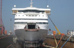 MacGregor's conversion team is no stranger to the vessel, originally altering the ferry in 2008.