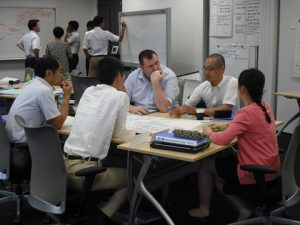 MOL Global Management College topics encourage innovative thinking and lively discussion