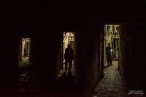 Three Streets. Photo copyright Hassan Kausar.