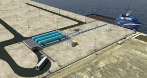 Wärtsilä to supply control system for Harvey Gulf shore-based LNG fuelling facility