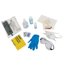 Protective gloves and other protective assecories