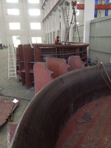 5 metre Optima nozzle for ALP-Teekay ocean tugs