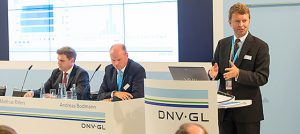 Albrecht Grell, head of the Maritime Advisory division at DNV GL