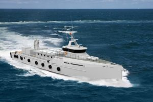 FCS 5009 for Mexican Navy