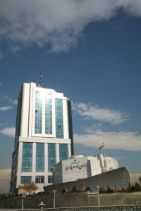 Headquarters of Ports and Maritime Organization, Tehran.