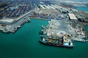 Bandar Abbas - a key port.