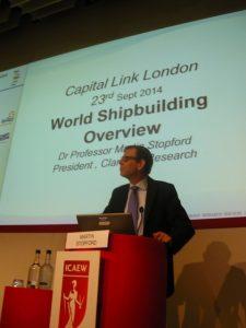 Dr. Professor Martin Stopford