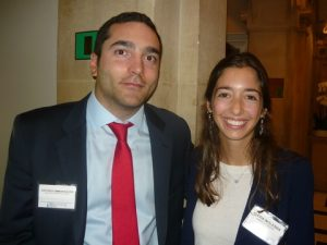 Argyrios Emmanouilidis from Deloitte and Alexia N. Inglessis from Samos Steamship co