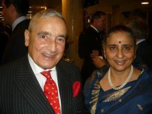 Ravi and Manju Mehrotra