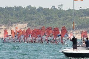 RSX Women Fleet (c) Thom Touw