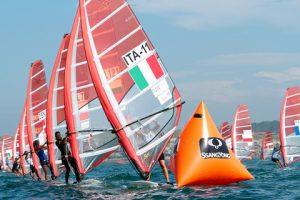 RSX Women Fleet (c) Vincenzo Baglione