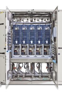 The water-cooled CFW11W allows users to significantly reduce size or increase output power compared to standard models