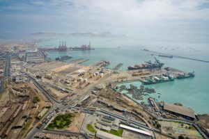 Port of Callao. Courtesy APM Terminals.