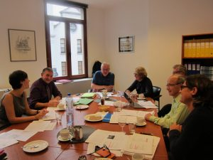 Meeting ESPO award jury