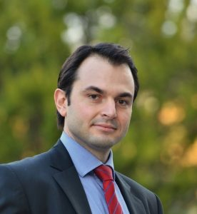 Ioannis Koliousis emar communications manager