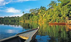 Peru's Amazon region