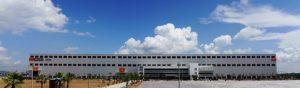 Another view of the Wärtsilä and Yuchai joint venture factory