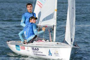 2014 ISAF Sailing World Cup Qingdao-60