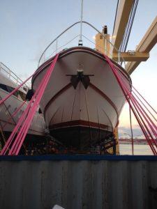 Charity BCancer photo 2 boat