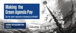 Colfax Landing page