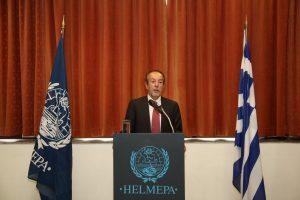 Dr John Coustas - HELMEPA Chairman