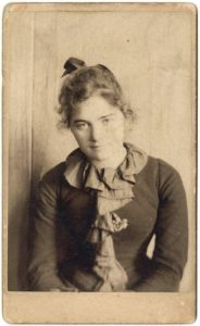 Emily Carr in San Francisco.