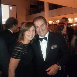 Irene Notias of Prime Petroleum Services and Connect with Peter J. Pappas