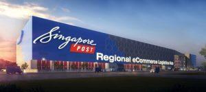 Pic_SingPost eCommerce Logistics Hub