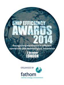 Ship Efficiency Awards Logo