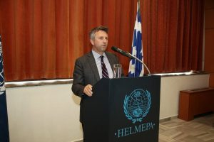 Theodosis Stamatellos - Area Marine Manager for Greece, East Mediterranean and Adriatic, Lloyds Register