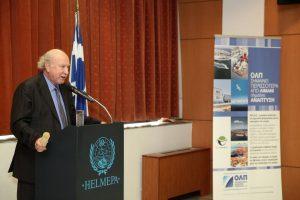 Yiorgos Anomeritis - Port Authority of Piraeus Chairman and Managing Director