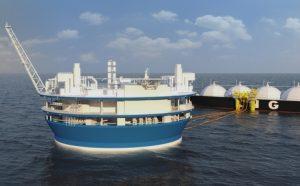 ABS A3_HiLoadLNG Offshore Transfer System - Illustration