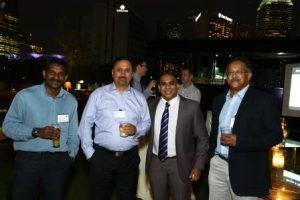 Capt  Vijayachelvan (Pacific International Lines Pte Ltd) Alok Nautiyal (Liberty Navigation) Ryan Kumar (Direct Search Asia) Sugato Roy (BW LPG) low res