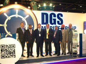 DGS Marine Seatrade Middle East