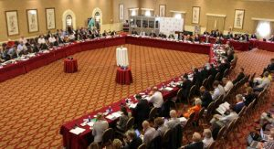 ISAF Council meeting at the 2014 ISAF Annual Conference