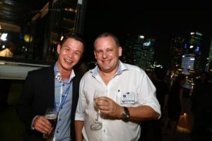 Jason Tay (Direct Search Asia), Peter Schellenberger (Sinwa Singapore Pte Ltd) low res